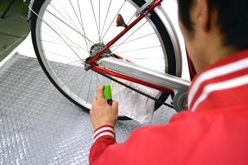自転車のセルフメンテナンス②各パーツへの注油