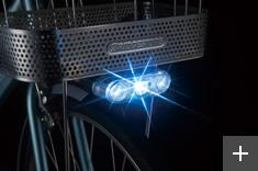 ブリヂストン(BRIDGESTONE) アルベルト(albelt)のおすすめポイント⑥超高輝度LEDシングルパワー点灯虫