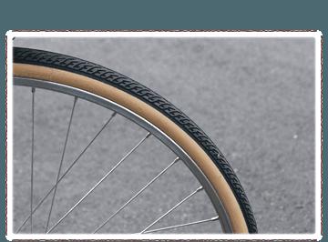 ブリヂストン(BRIDGESTONE)カジュナの安心安全の機能①パンクに強いタイヤ