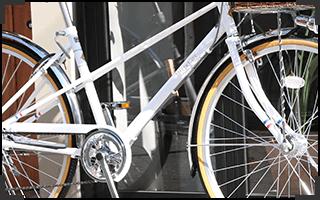 ワンランク上の自転車